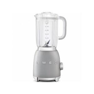 Mixér ve stříbrné barvě SMEG 50's Retro