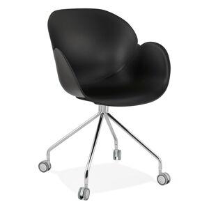Černá kancelářská židle Kokoon Rulio