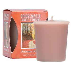 Votivní svíčka Bridgewater Candle Company Podzimní procházka, doba hoření 15 hodin