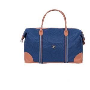 Modrá cestovní taška GENTLEMAN FARMER Soul, 96 l