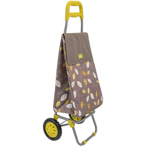 Nákupní košík na kolečkách Sabichi Lemongrass