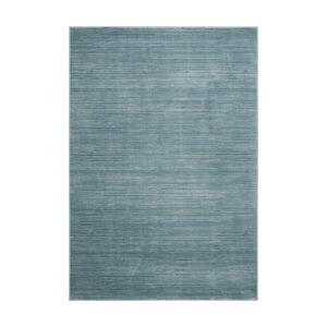 Modrý koberec Safavieh Valentine, 182 x 121 cm