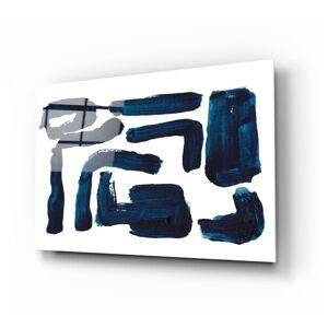 Skleněný obraz Insigne Abstract Lines,110 x70cm