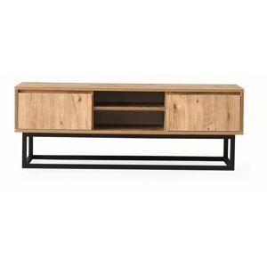 TV stolek v borovicovém dekoru Belinda,šířka180cm