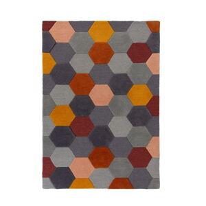 Vlněný koberec Flair Rugs Munro, 160 x 230 cm