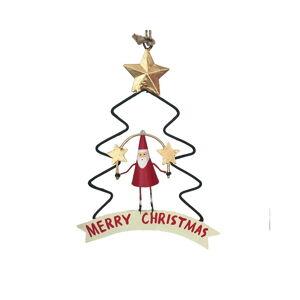 Vánoční dekorace G-Bork Santa in Christmastree
