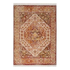 Oranžový koberec Universal Caucas Multi, 200 x 290 cm