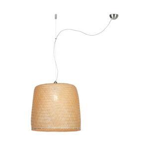 Závěsné světlo z bambusu Good&Mojo Serengeti