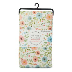 Ubrus Cooksmart ® Country Floral, 229 x 178 cm
