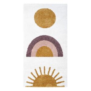 Dětský koberec Nattiot Sunshine,80x150cm