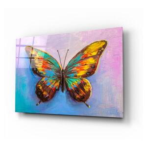 Skleněný obraz Insigne Kelebek,110 x70cm