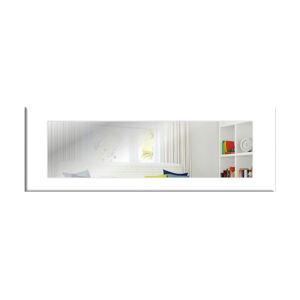 Nástěnné zrcadlo s bílým rámem Oyo Concept Eve,120x40cm