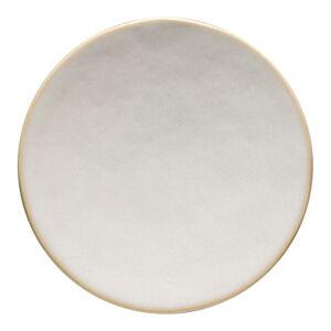 Bílý kameninový podnos Costa Nova Roda, ⌀ 19 cm
