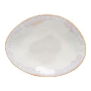 Bílý kameninový polévkový talíř Costa Nova Brisa