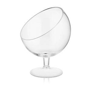 Skleněný pohár na stopce Mia Camaya Still, výška 13 cm