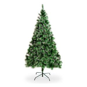 Umělá vánoční borovice, výška 2,1 m