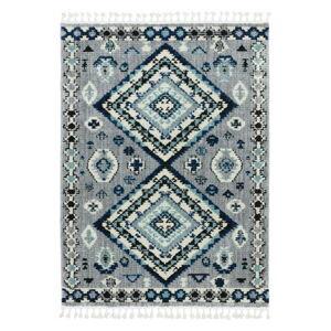 Modrý koberec Asiatic Carpets Ines, 160 x 230 cm