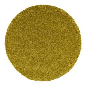 Zelený koberec Universal Aqua Liso, ø100cm