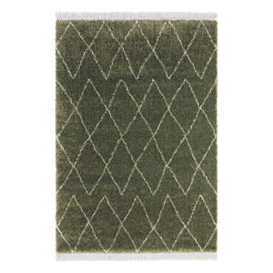 Zelený koberec Mint Rugs Jade, 160 x 230 cm