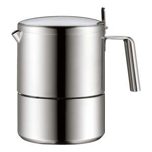 Kulatý kávovar z nerezové oceli Cromargan® WMF Kult