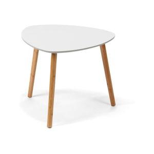 Světle šedý konferenční stolek loomi.design Viby
