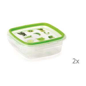 Sada 2 krabiček na potraviny Snips,0,5l