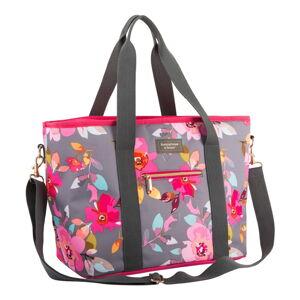 Květovaná taška přes rameno Navigate Shoulder