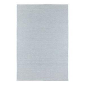 Světle modrý koberec vhodný i na ven Elle Decor Secret Millau, 80 x 150 cm