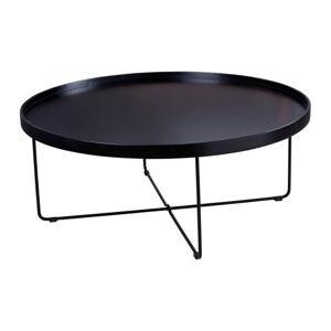 Černý konferenční stolek sømcasa Bruno