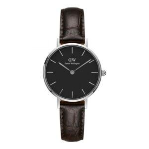 Dámské hodinky s koženým řemínkem Daniel Wellington Petite York, ⌀28mm