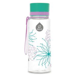 Plastová lahev Equa Flowers, 0,4 l