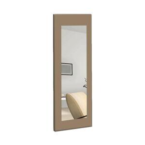 Nástěnné zrcadlo se světle hnědým rámem Oyo Concept Chiva,40x120cm