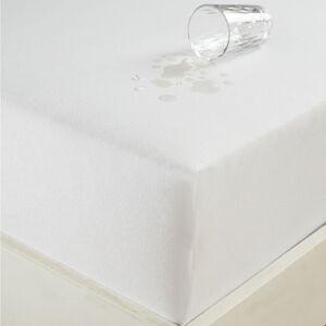 Voděodolný ochranný potah na matraci na dvoulůžko, 160x200cm