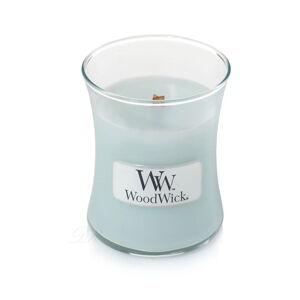 Vonná svíčka WoodWick Čistota a pohodlí, 20 hodin hoření
