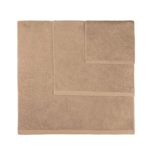 Sada 3 hnědých ručníků Artex Alfa