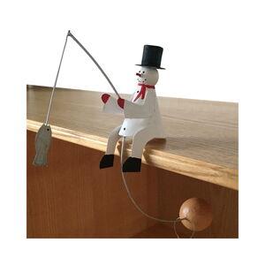 Vánoční dekorace G-Bork Snowman Balance