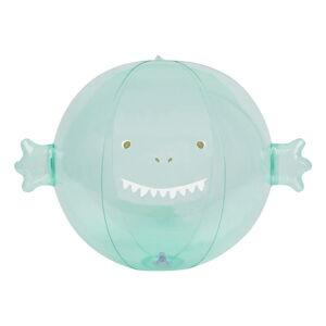 Modrý nafukovací míč Sunnylife Surfing Dino