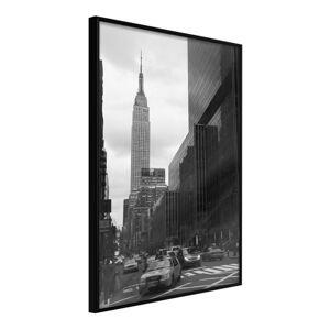 Plakát v rámu Artgeist Empire State Building, 20 x 30 cm