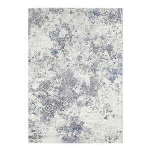 Světle modro-krémový koberec Elle Decor Arty Fontaine, 160 x 230 cm