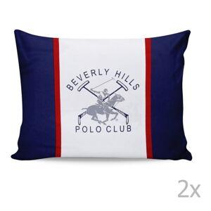 Sada 2 povlaků na polštář Beverly Hills Polo Club Abbot, 50x70cm