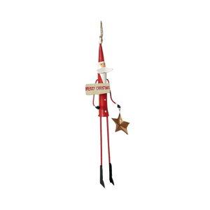 Vánoční dekorace G-Bork Santa Long