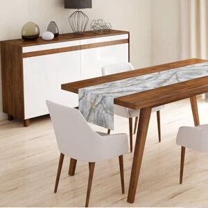 Běhoun na stůl z mikrovlákna Minimalist Cushion Covers Cassia, 45x145cm