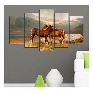 Vícedílný obraz 3D Art Quliya, 102x60cm