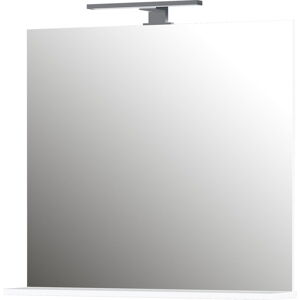 Nástěnné zrcadlo Germania Mauresa,76x75cm