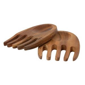 Salátový příbor z akáciového dřeva T&G Woodware Tuscany