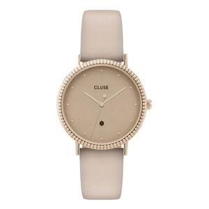 Dámské hodinky s koženým řemínkem Cluse Le Couronnement