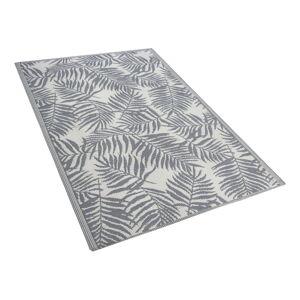 Tmavě šedý venkovní koberec Monobeli Casma, 120 x 180 cm