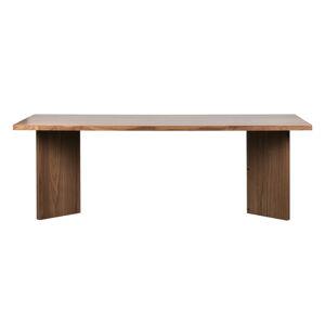 Jídelní stůl s ořechovou dýhou vtwonen Angle