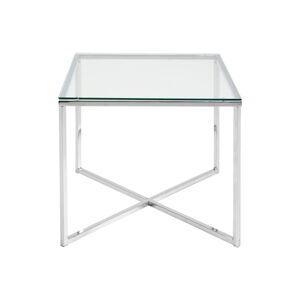 Odkládací stolek Actona Cross, 50 x 50 cm
