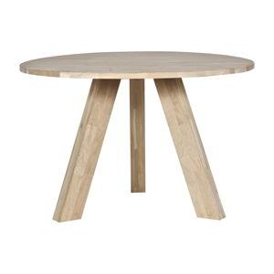 Jídelní stůl z dubového dřeva WOOOD Rhonda, ø129cm